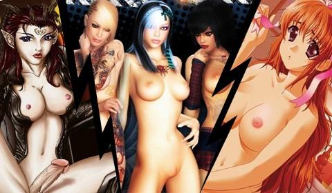 Scaricare giochi XXX 3D e hentai XXX giochi