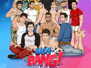 Men Bang gioco di gay