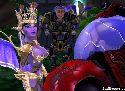Principessa dell elfo possente e suoi guerrieri sexy
