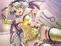 ragazza angelo manga