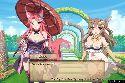 Le ragazze hentai sexy elfo introducono giochi Nutaku manga