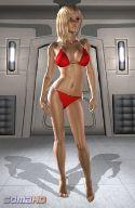 ragazza bionda bikini