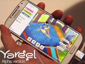 Yareel - XXX gioco libero in diretta